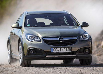 Opel Insignia (Опель Инсигния) технические характеристики