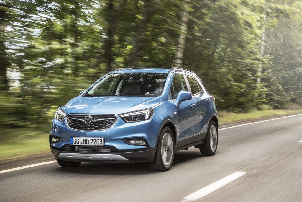 Основные технические характеристики Opel Mokka и преимущества авто
