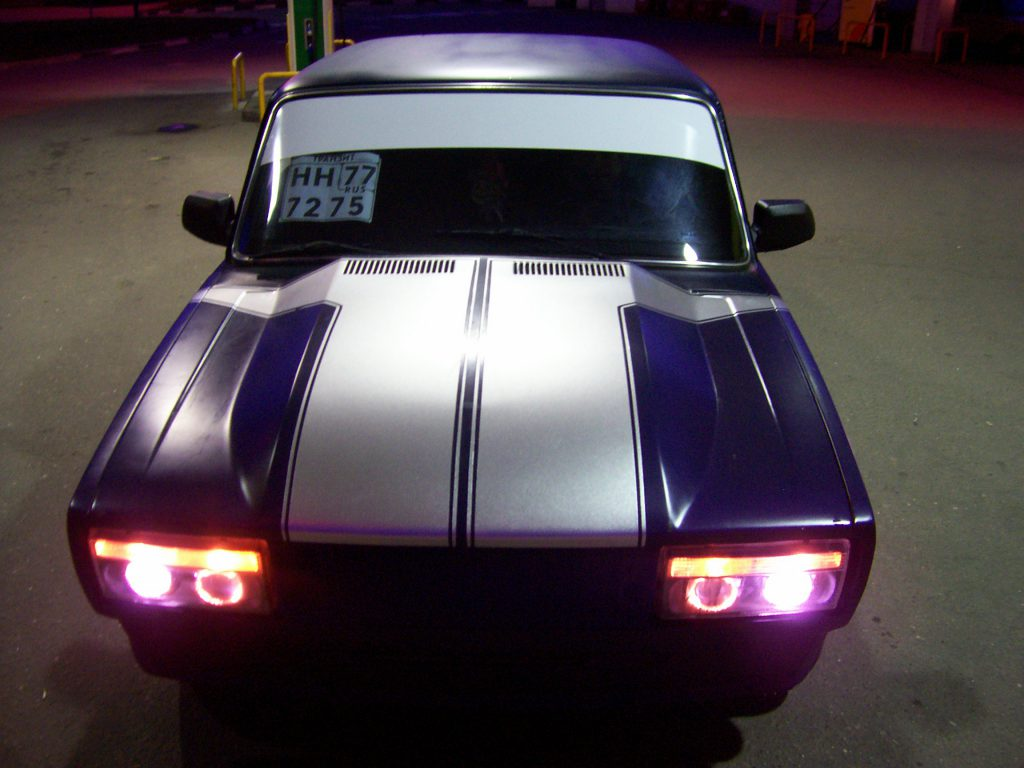 Оптика автомобиля