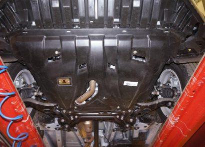 Защита картера, двигателя