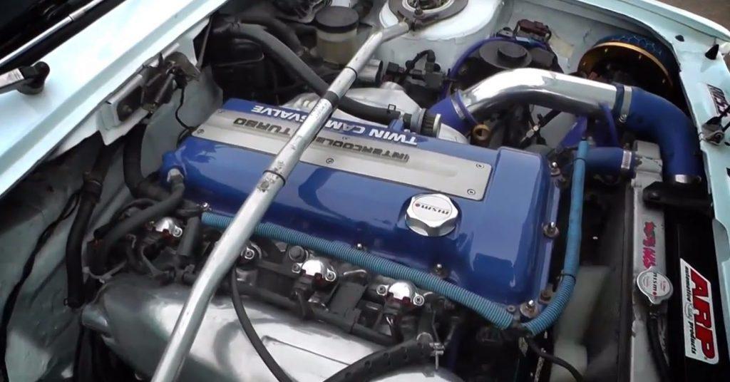 Модернизация двигателя и подвески