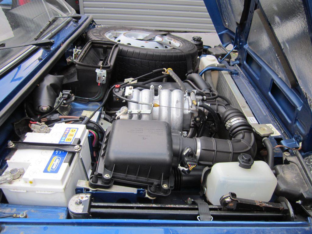 Улучшение двигателя