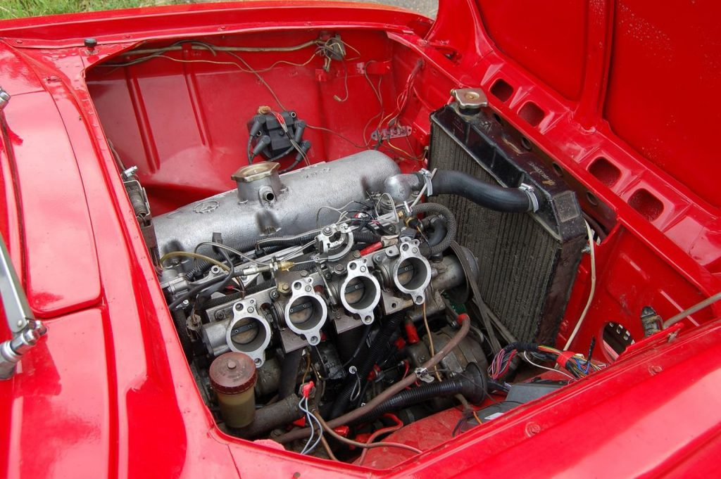 Улучшение мотора