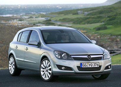 Opel Astra H (Опель Астра h) технические характеристики