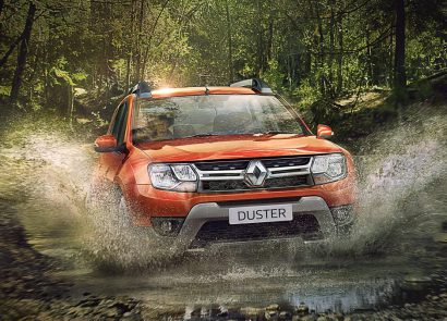 Тест-драйв Renault Duster (Рено Дастер)