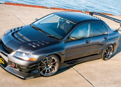 тюнинг Mitsubishi Lancer evo