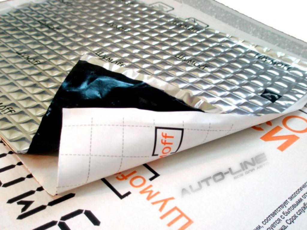 Свойства шумоизоляционных материалов. Популярные покрытия