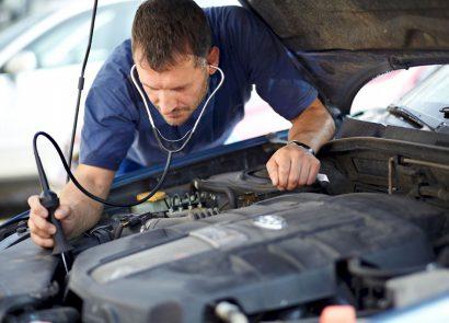 Проверка двигателя авто при покупке