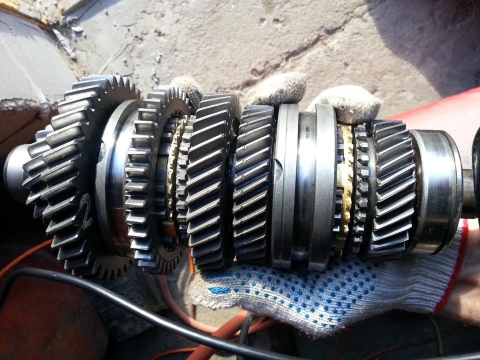 8a173c2s 960 - Устройство кпп ваз 2110 схема ремонт