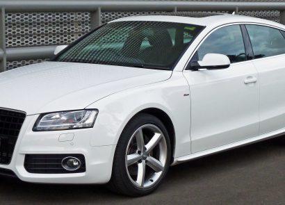 Тест-драйв Audi A5 (Ауди А5)