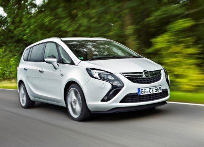 Тест-драйв Opel Zafira (Опель Зафира)
