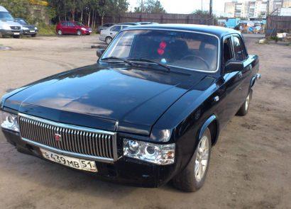 ГАЗ-3102 тюнинг