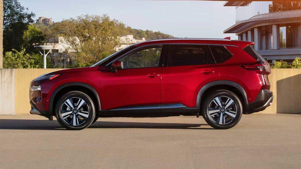 Nissan X-Trail 2021 дата начала продаж
