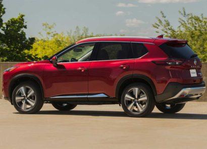 Nissan X-Trail 2021 новый