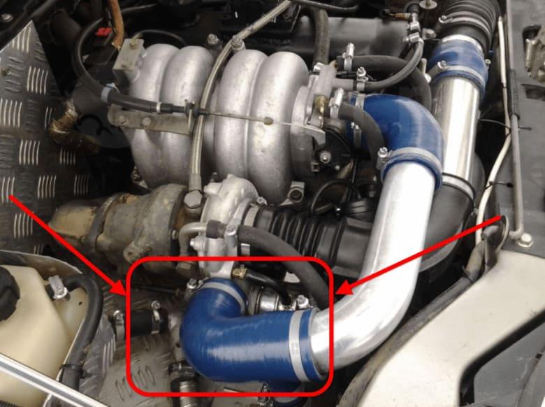 Диагностика турбины дизельного двигателя без снятия